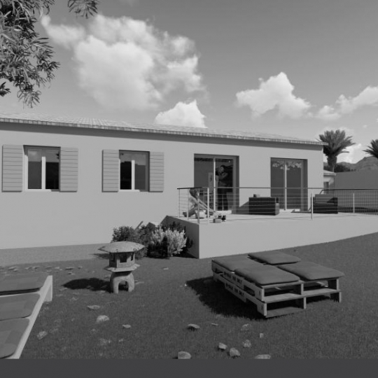 Ads ARAMON : House | REDESSAN (30129) | 80.00m2 | 220 000 €